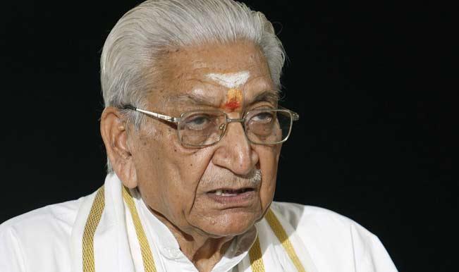 अखाड़ा परिषद ने की मांग, अयोध्या में स्थापित हो अशोक सिंघल की मूर्ति