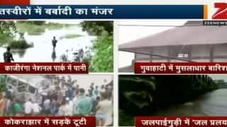 Assam floods: 13 dead, 6.5 lakh people affected (Video)