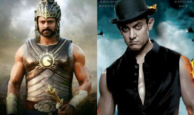 Baahubali beats Dhoom 3 in Box Office collection worldwide: Prabhas movie makes Rs 545 crore!