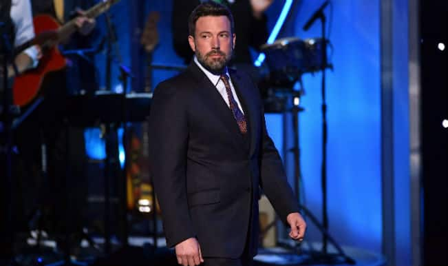 Ben Affleck's new movies The Accountant and Live by Night delayed