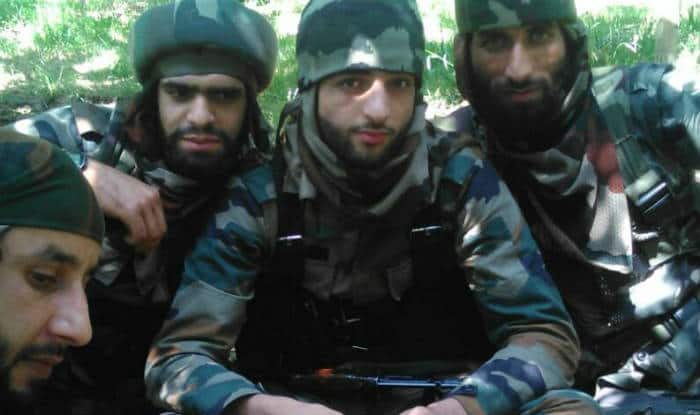Did you watch Kashmiri militant Burhan Wani's new video? Here it is!