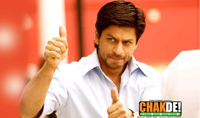 Shah Rukh Khan wants the star, actor in him to coexist