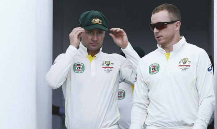 Michael Clarke and Chris Rogers: Contrasting men set to receive contrasting farewells at The Oval