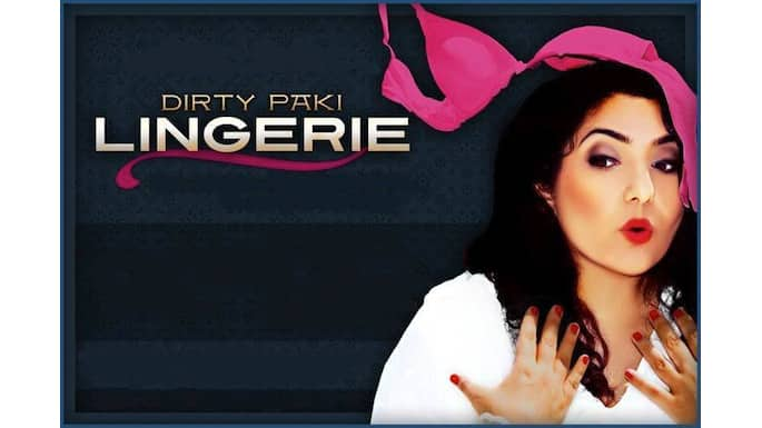 "Pakistani-American Aizzah Fatima Address Intersecting Cultural Identities in ""Dirty Paki Lingerie"""