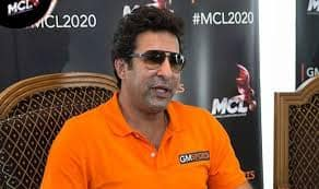 Suspect detained in Wasim Akram shooting incident