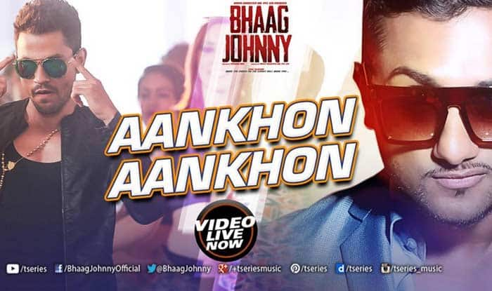 Bhaag Johnny song Aankhon Aankhon: Groove to Yo Yo Honey Singh's new dance number!