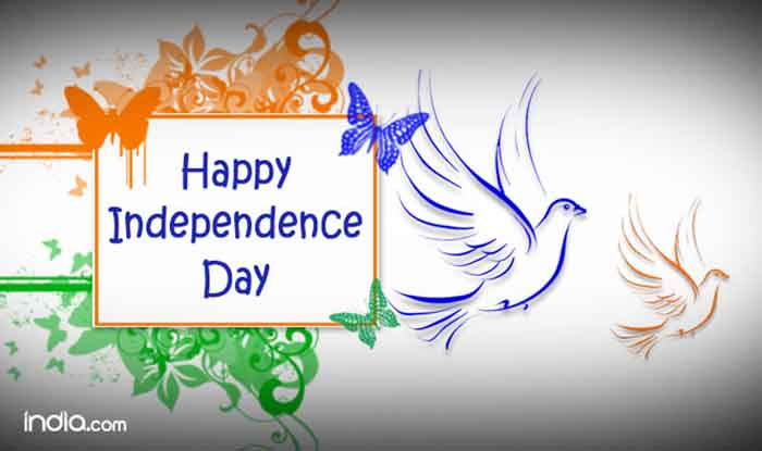 topic on independence day of india in hindi India celebrates its 71st independence day on august 15 (tuesday) 2017, its celebrated to commemorate the day india gained independence from british.