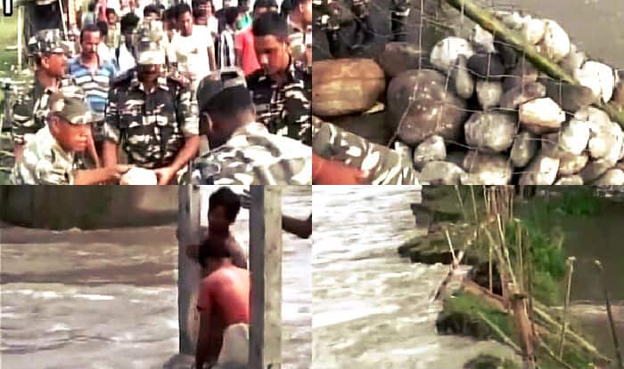 Flood like situation in Assam, West Bengal post heavy rainfall
