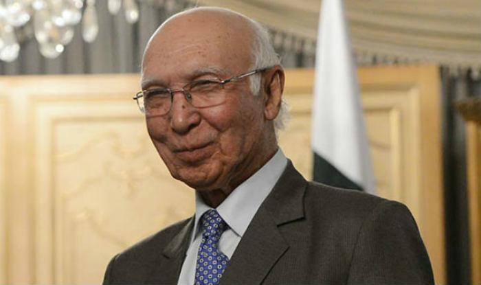 Sartaj Aziz to meet Hurriyat leaders in New Delhi