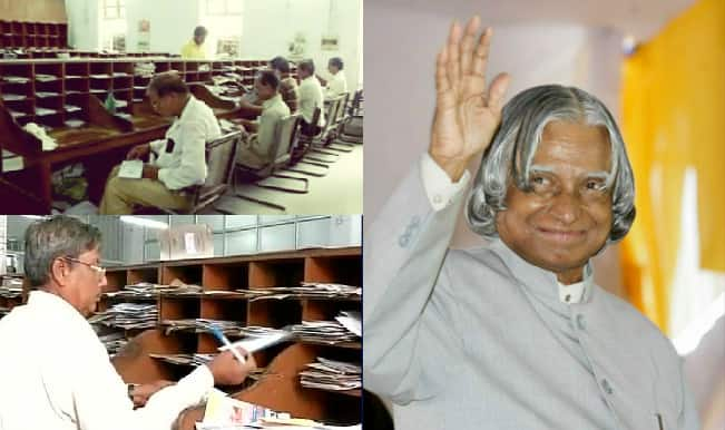 Jaipur post offices pay respect to late Dr APJ Abdul Kalam; function on Sunday