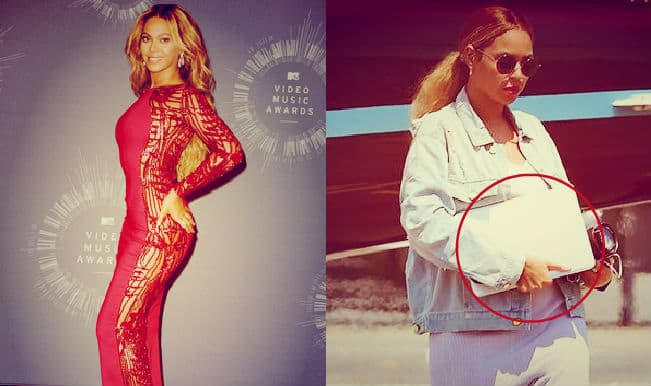 Is Beyoncé Knowles hiding a baby bump?