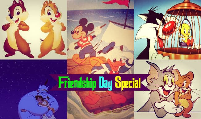 Happy Friendship Day 2015: 5 Cartoon BFFs that won millions of hearts