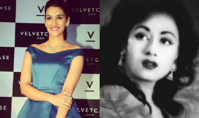 Kriti Sanon wishes to do a biopic on Mughal-e-Azam actress Madhubala