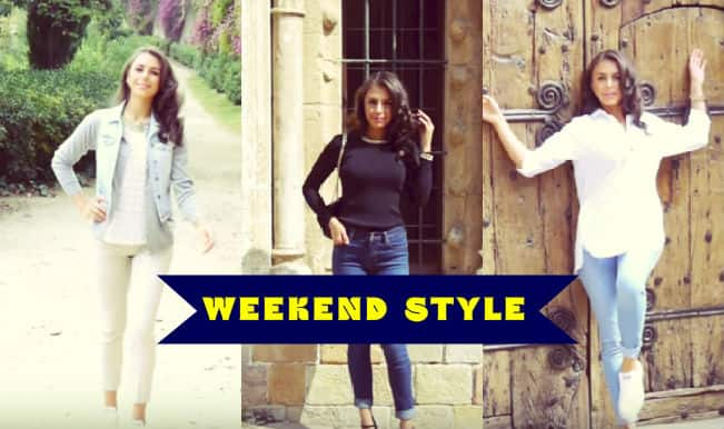 Weekend Style: 3 outfit ideas to glam up your weekend (Video)