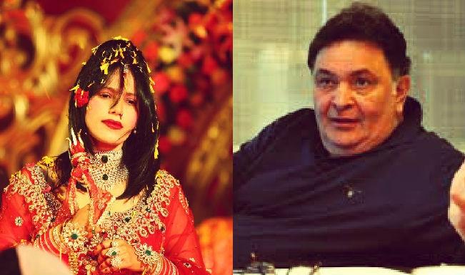 Rishi Kapoor takes dig at self-proclaimed godwoman Radhe Maa!