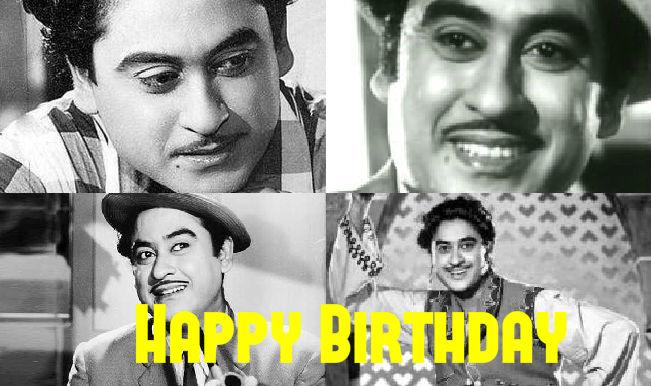 Kishore Kumar: Twitterati remember the legendary star on his birthday