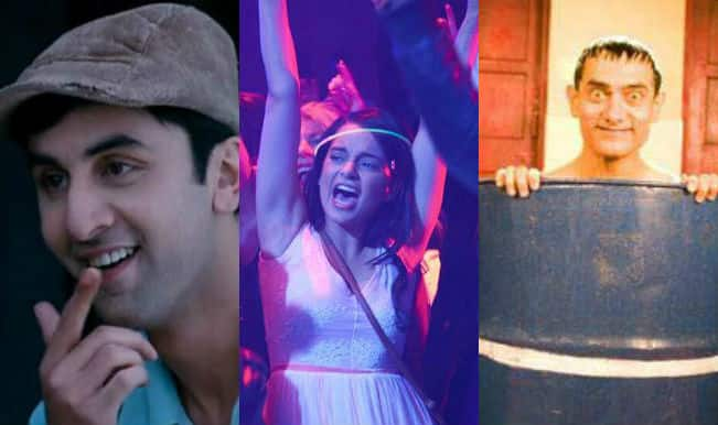 Queen, 3 Idiots, Barfi: 7 movies that will help you battle depression