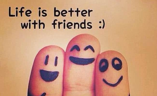 Friendship Day Messages 2015: 11 Funny U0026 Witty Quotes To Wish Happy  Friendship Day To Your Best Friend!