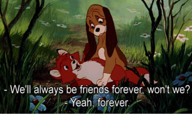 Happy Friendship Day 2015: 10 best GIFs on the occasion of friendship day!