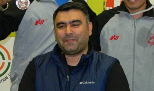 निशानेबाजी विश्व कप में पांचवें स्थान पर रहे गगन नारंग