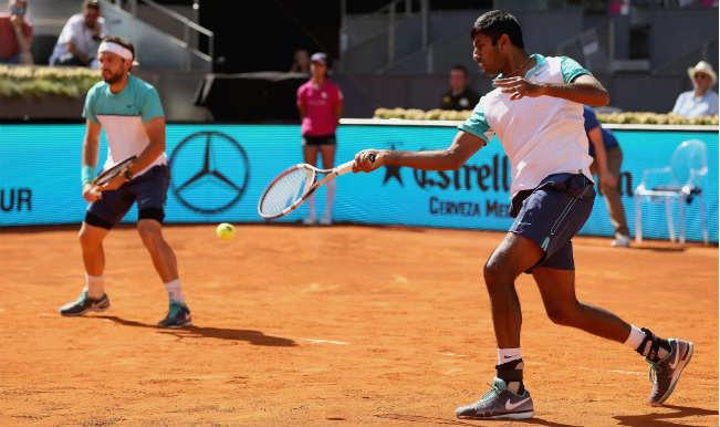 Rohan Bopanna-Florin Mergea enter Cincinnati Masters men's doubles quarterfinals