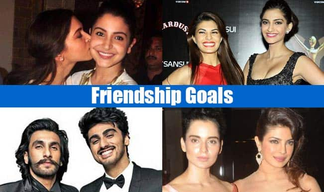 Happy Friendship Day: 5 Major Friendship Goals celebrity BFFs gave us