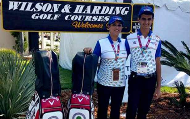 14 year old Indian golfer Ranveer Saini wins Gold at Special Olympics; Creates history
