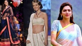 फैशन शो से हो रही बॉलीवुड गानों की छुट्टी