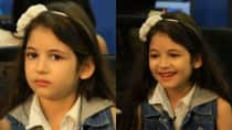 EXCLUSIVE! Adorable Harshaali Malhotra turns reporter (Watch video)