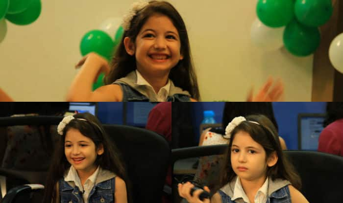 EXCLUSIVE! Harshaali Malhotra aka Munni gets candid in the cutest interview (Watch Video)