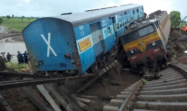 Harda Railway Accident: 27 die as two trains derail, coaches fall into river