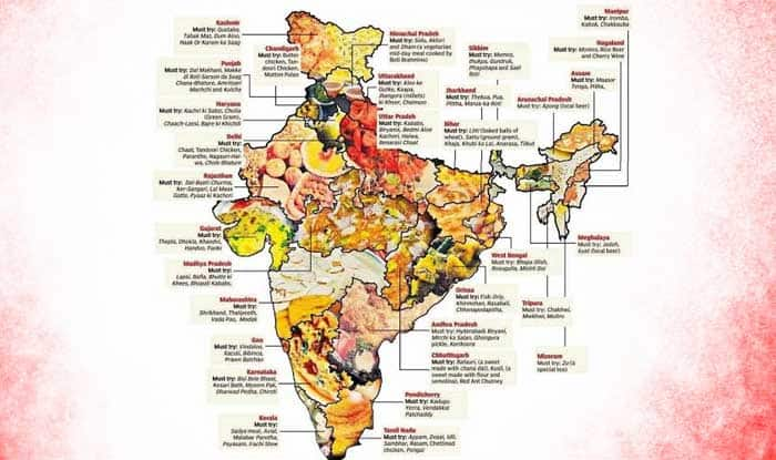 Independence Day 2015: Mouth-watering dishes from 29 States of India