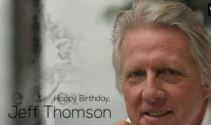 Jeff Thomson: 17 facts about one of the fastest bowlers in cricket history