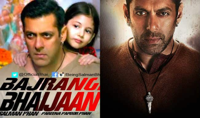 #BB300Crore: Twitterati go gaga over Salman Khan starrer Bajrangi Bhaijaan crossing Rs 300 crore mark at box office!