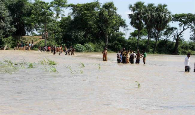 Heavy rain damages houses, crops in Leh