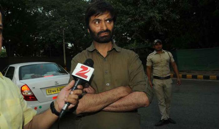 JKLF chief Yasin Malik to skip Pakistan High Commission's reception