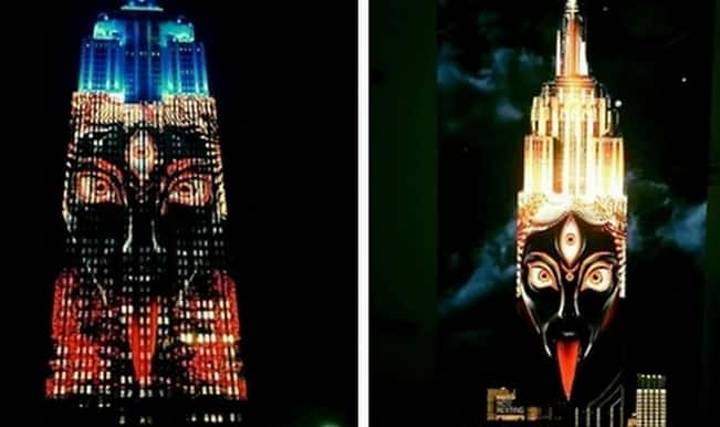 Why Did Goddess Kaali Light Up New Yorku0027s Empire State Building? (Video)