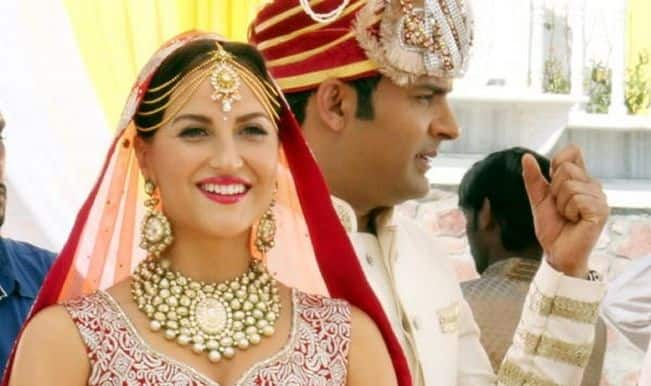 Has Kapil Sharma married Elli Avram? Wedding pictures go viral!