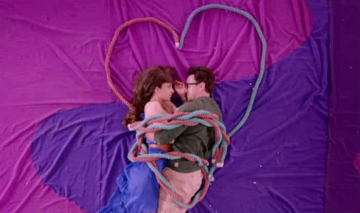 Katti Batti song Lip to Lip: Kangana Ranaut and Imran Khan's chemistry will make you go Awww!