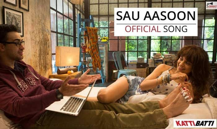 Katti Batti song Sau Aasoon: Emotional track from Imran Khan & Kangana Ranaut starrer released