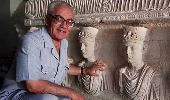 Islamic State (IS) beheads top Syrian archaeologist Khaled al-Asaad in Palmyra!