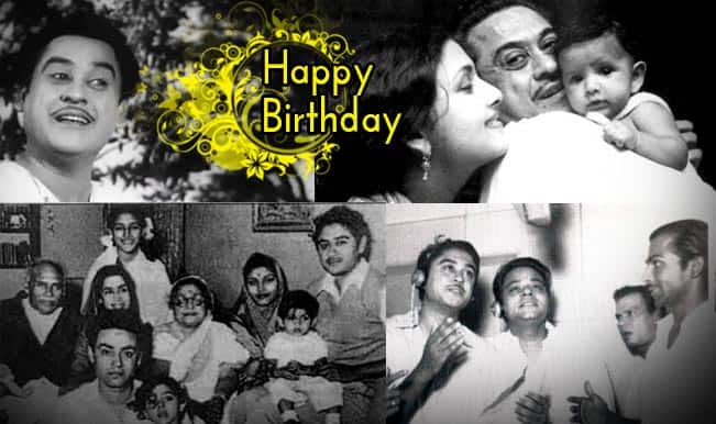 Kishore Kumar Birthday Special: 11 weird facts about the singing legend!