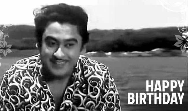 Image result for kishore kumar happy birthday song