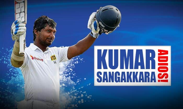 Kumar Sangakkara bids farewell to Test cricket as India beat Sri Lanka by 278 runs; level series 1-1