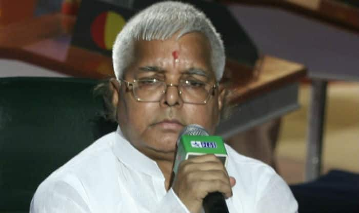 Hilarious! Lalu Prasad Yadav mimics Narendra Modi (Watch video)