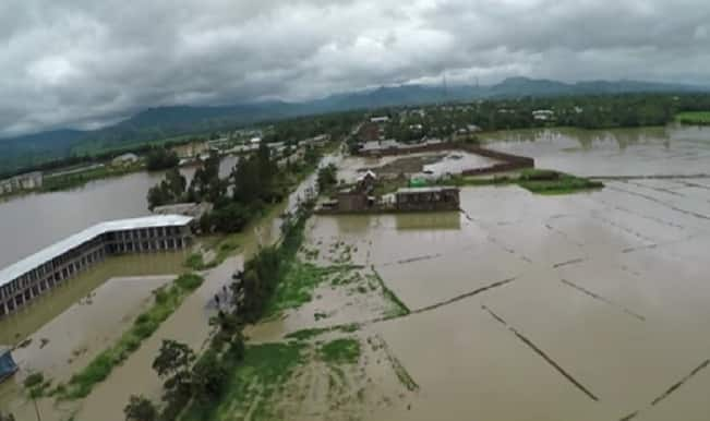 Manipur village buried in landslide, 20 killed (Watch video)