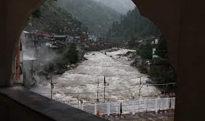 Himachal Pradesh Landslide: Watch raw video of the Gurudwara Manikaran Sahib landslide