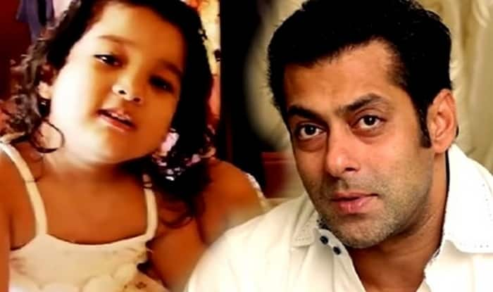 OMG! Salman Khan gets marriage proposal from a three-year-old girl! (Watch)