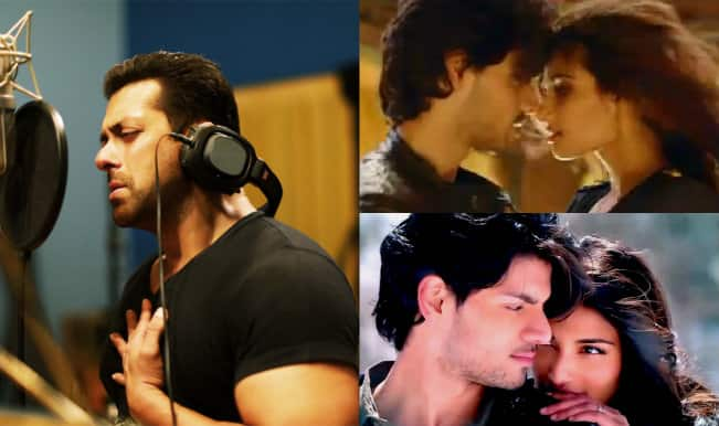 Main Hoon Hero Tera song: Salman Khan's voice adds magic to Sooraj Pancholi & Athiya Shetty's chemistry!