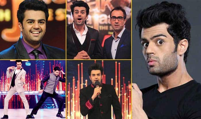 Jhalak Dikhhla Jaa Reloaded: Is Manish Paul the most loved host of the small screen?